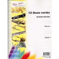 NAULAIS J. DUOS VARIES BASSONS