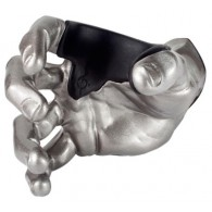 SUPPORT MURAL GUITARE GRIP MALE SILVER RIGHT GG018