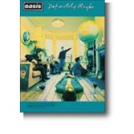 OASIS DEFINITELY MAYBE GUITARE