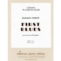 CARLIN A. FIRST BLUES COR