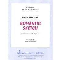 CHAPUIS M. ROMANTIC SKETCH COR