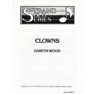 WOOD G. CLOWNS SAXHORN ALTO SOLO