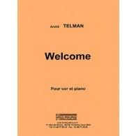 TELMAN A. WELCOME COR