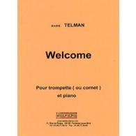 TELMAN A. WELCOME TROMPETTE