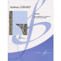 GIRARD A. SONATE EUPHONIUM