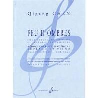 CHEN Q. FEU D'OMBRES SAXO SIB