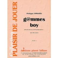 OPRANDI P. G@MMES BOY TUBA BASSE