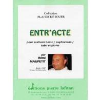 MAUPETIT R. ENTR'ACTE TUBA BASSE