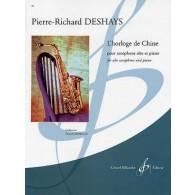 DESHAYS P.R. L'HORLOGE DE CHINE SAXO MIB