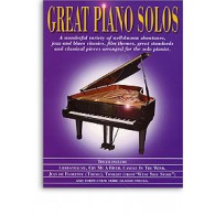 GREAT PIANO SOLOS PURPLE BOOK