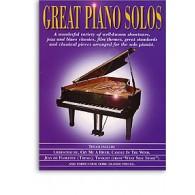 GREAT PIANO SOLOS PURPLE BOOK