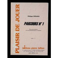 OPRANDI P. PARCOURS N°1 PERCUSSIONS
