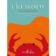 DESHAYS P.R. L'ILE SECRETE PERCUSSIONS