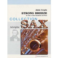 CREPIN A. STRONG BREEZE SAXO MIB