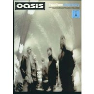 OASIS HEATHENCHENMISTRY GUITARE