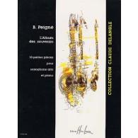 PEIGNE B. L'ALBUM DES SOUVENIRS SAXO MIB