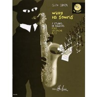 SAMYN G. WILLY LA SOURIS SAXO MIB ELEVE