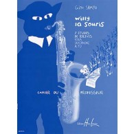 SAMYN G. WILLY LA SOURIS SAXO MIB PROFESSEUR