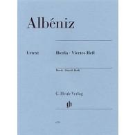 ALBENIZ I. IBERIA VOL 4 PIANO