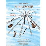 LELOUCH E. BURLESQUE SAXO MIB