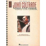 COLTRANE J. MUSIC OF JOHN COLTRANE SAX ALTO
