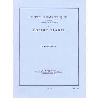 PLANEL R. SUITE ROMANTIQUE N°2 SAXO MIB