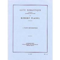 PLANEL R. SUITE ROMANTIQUE N°4 SAXO MIB