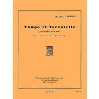 DAUTREMER M. TANGO ET TARENTELLE SAXO MIB