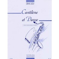 JOLY D. CANTILENE ET DANSE SAXO MIB