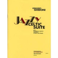 GHIDONI A. JAZZY CELTIC SUITE SAXO SIB