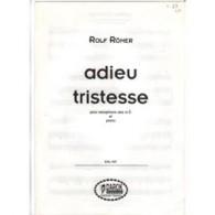 ROMER R. ADIEU TRISTESSE SAXO MIB
