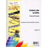 PROUST P. VALET DE TREFLE SAXO MIB