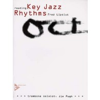 LIPSIUS F. READING KEY JAZZ RHYTHMS TROMBONE