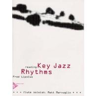 LIPSIUS F. READING KEY JAZZ RHYTHMS FLUTE