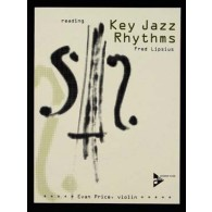 LIPSIUS F. READING KEY JAZZ RHYTHMS VIOLON