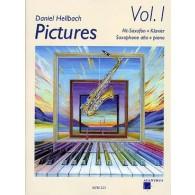 HELLBACH D. PICTURES VOL 1 SAXO MIB