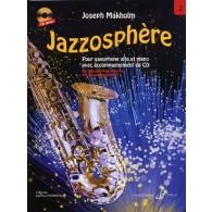 MAKHOLM J. JAZZOSPHERE VOL 2 SAXO ALTO