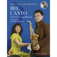 SUGAWA N. BEL CANTO SAXO MIB