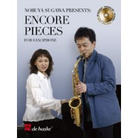 SUGAWA N. ENCORES PIECES SAXO MIB