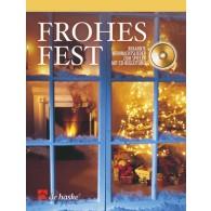 JOYEUSES FETES: FROHES FEST FLUTE A BEC SOPRANO