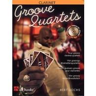 LOCHS B. GROOVE QUARTETS CLARINETTES