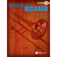 SITTIN'IN WITH THE BIG BAND VOL 2 TROMBONE