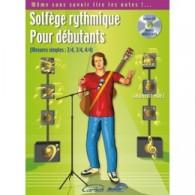HUET L. SOLFEGE RYTHMIQUE POUR DEBUTANTS VOL 1