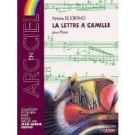 SCIORTINO P. LA LETTRE A CAMILLE PIANO