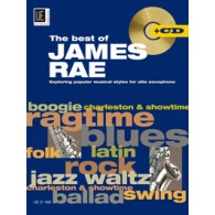 RAE J. THE BEST OF SAXO MIB
