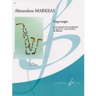 MARKEAS A. ENGRENAGES SAXOPHONES