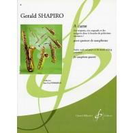 SHAPIRO G. A CURSE SAXOS