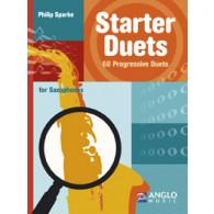 SPARKE P. STARTER DUETS SAXOS