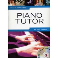 HAMMER J. PIANO TUTOR AVEC CD