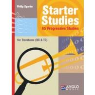 SPARKE P. STARTER STUDIES TROMBONE